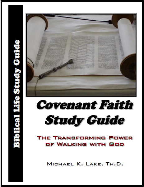Covenant Faith Study MP3 Download Edition