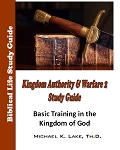 Kingdom Authority & Warfare 2 Study MP3 Edition