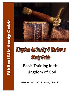 Kingdom Authority & Warfare 2 Study Guide