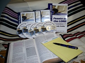 Feasts of the LORD Study Guide & DVD Set