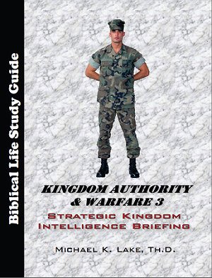 Kingdom Authority and Warfare 3 MP3 Study Set