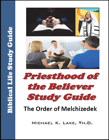 Priesthood of the Believer Study - MP3 Downloadable
