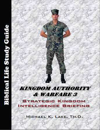 Kingdom Authority and Warfare 3 - CD Study Set
