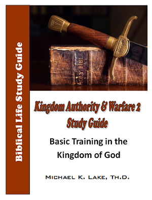 Kingdom Authority and Warfare 2 Study MP3/PDF Download Edition